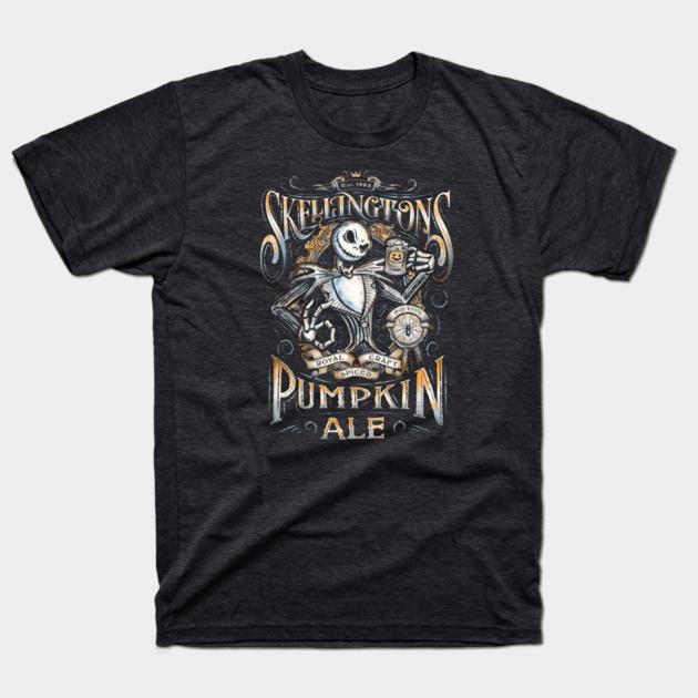 Skellington's Pumpkin Ale