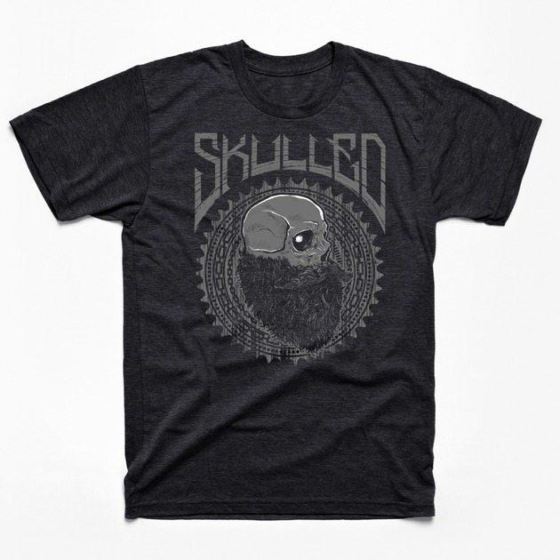 Skulled