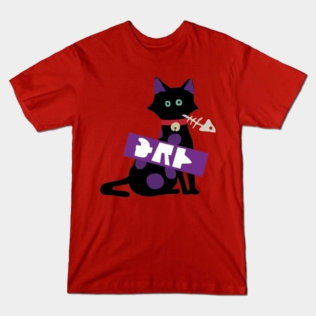Splatoon Cat