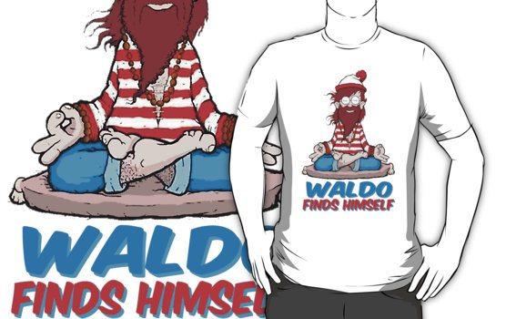 Waldo Finds Himself