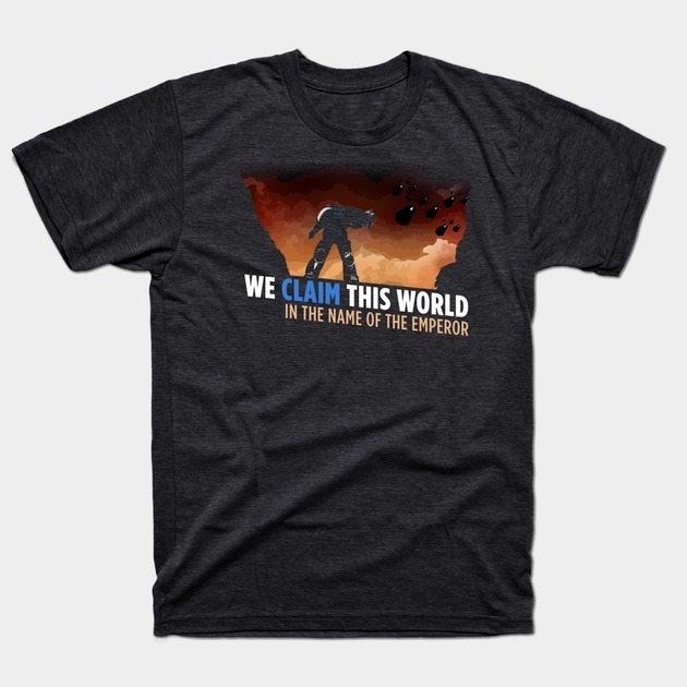 We Claim this World!