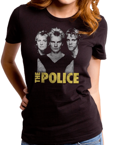 The Police Junior T-Shirt