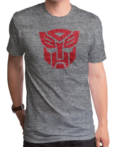 Transformers Autobot Logo Men's T-Shirt