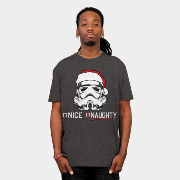 Stormtrooper Naughty List