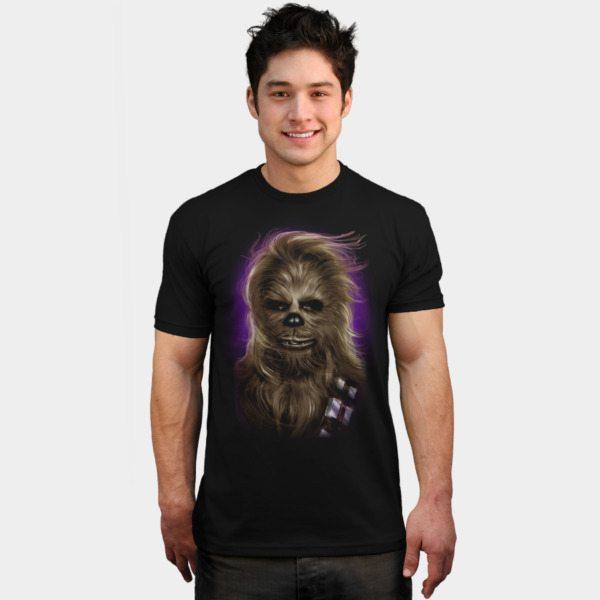 Chewbacca's Glamor Shot