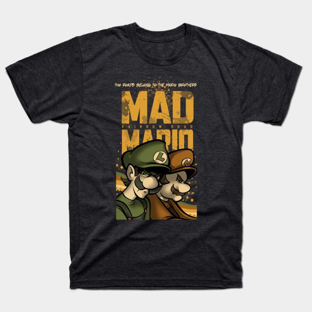 Mad Mario Kart