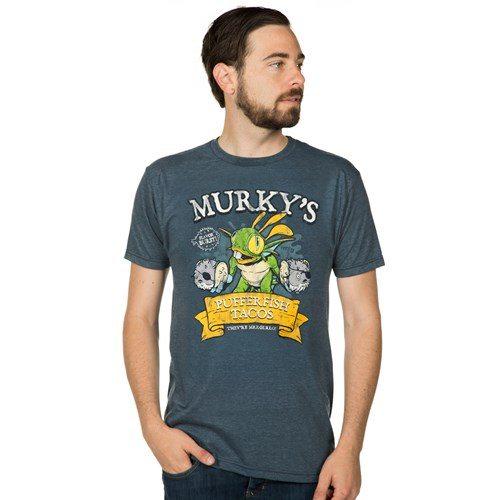 Murkys Pufferfish Tacos