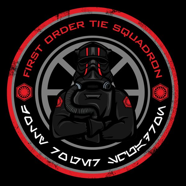 First Order TIE Squadron