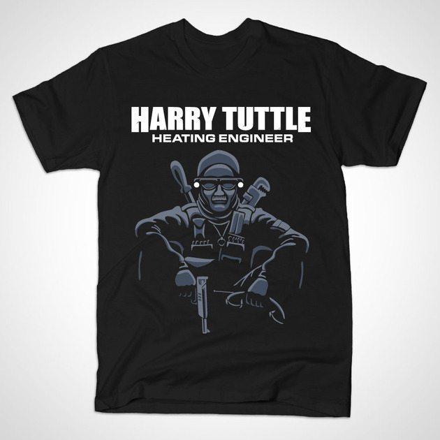 Harry Tuttle – Heating Engeneer