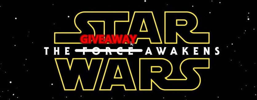 Star Wars Giveaway: Three winners get their licensed tee