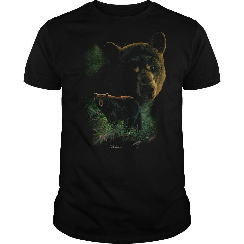 Wildlife Black Bears