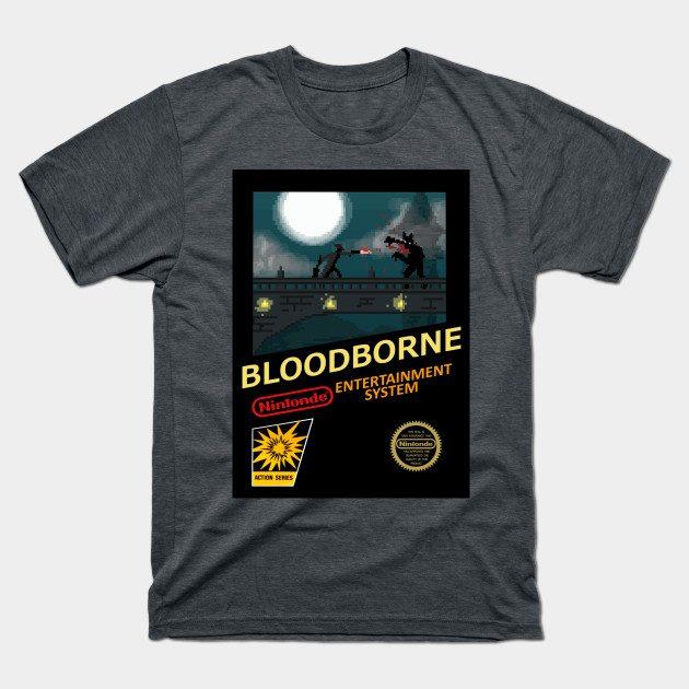 Bloodborne – NES Edition