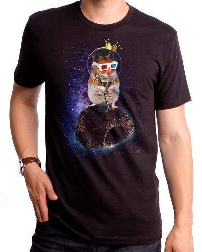 Hamster King Men's T-Shirt