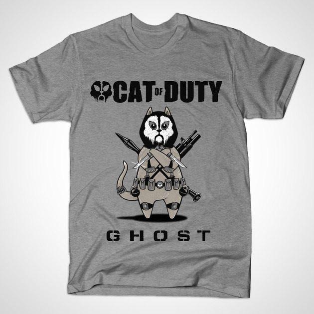 Cat of Duty