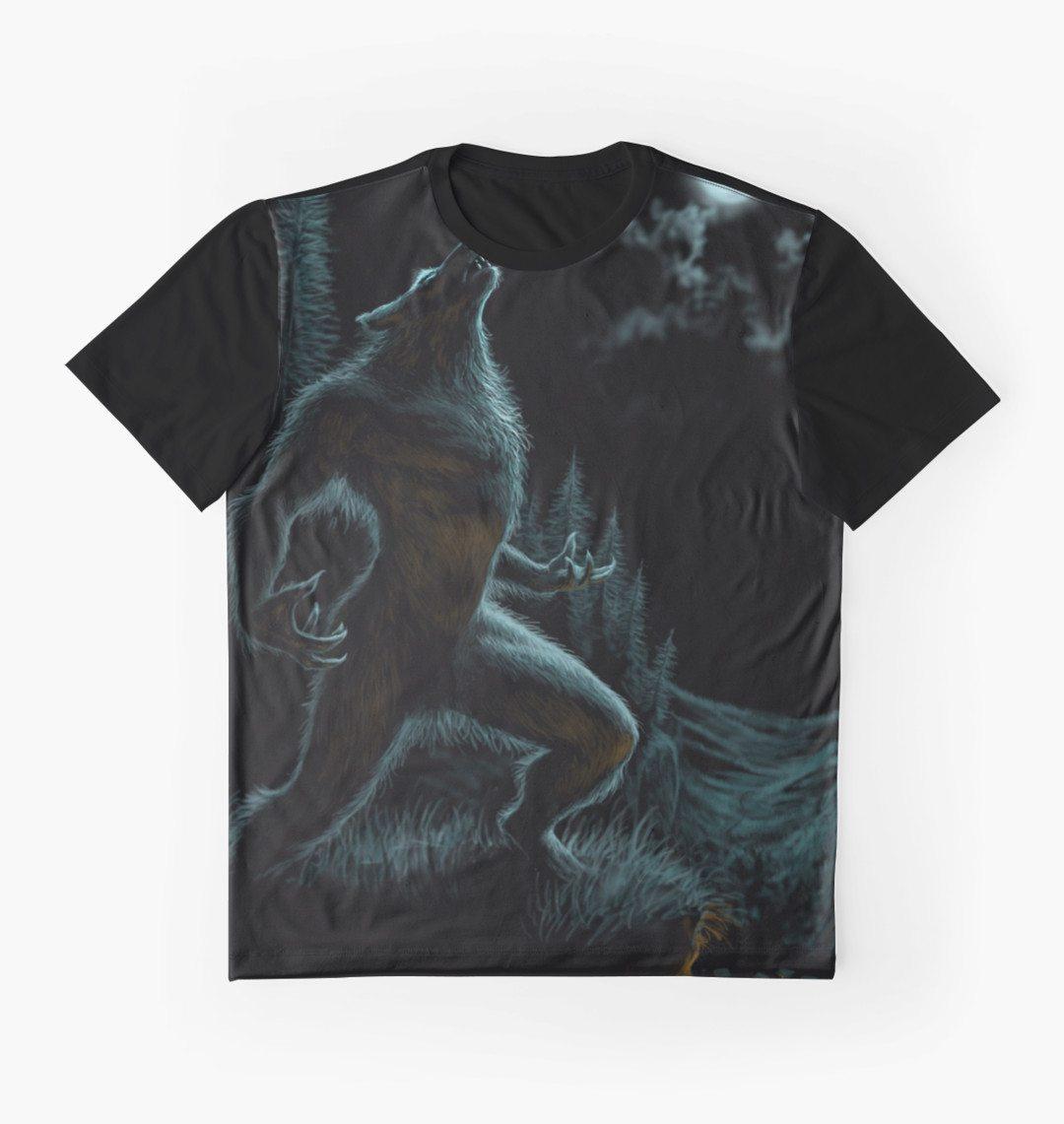 Howl of the Werewolf
