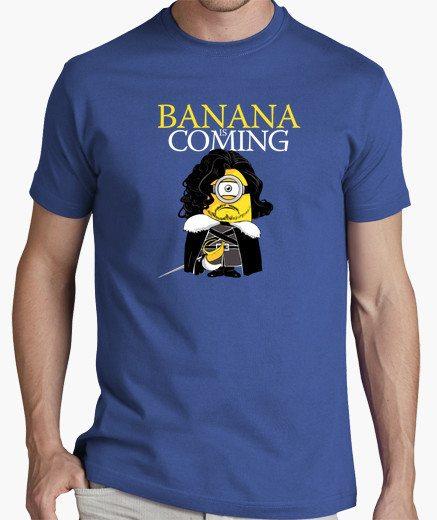 Banana is coming!