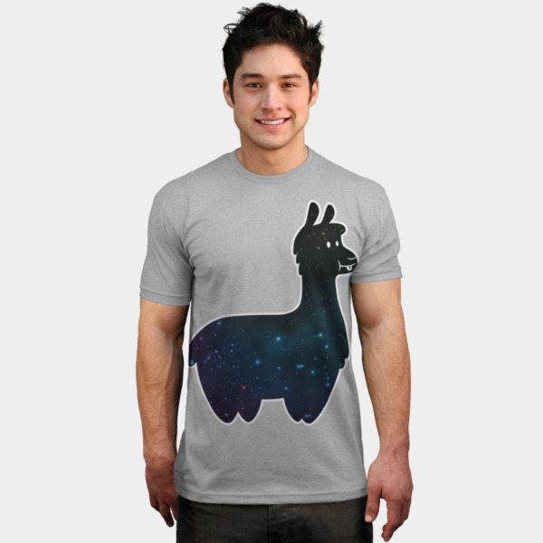 Silly Space Llama