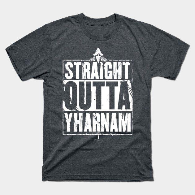 Straight Outta Yharnam