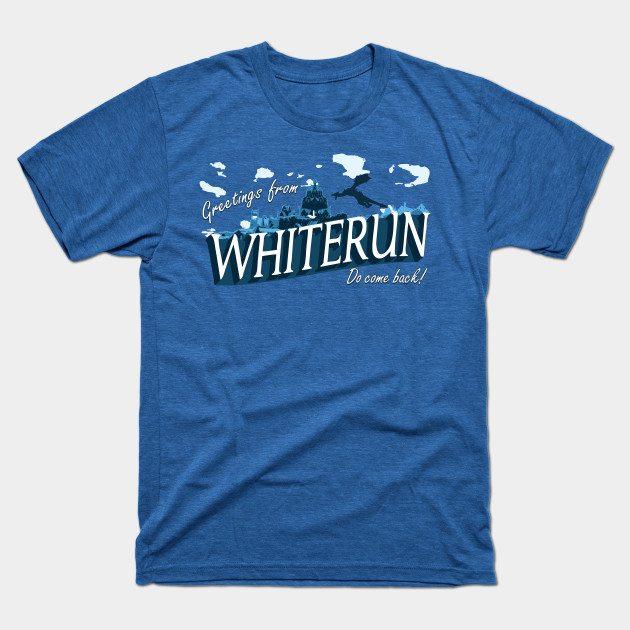 Greetings From Whiterun