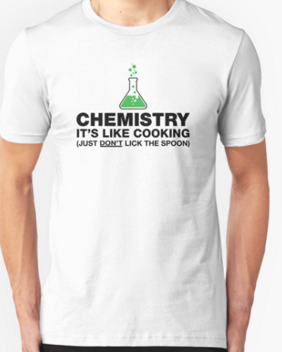 Chemistry It's Like Cooking