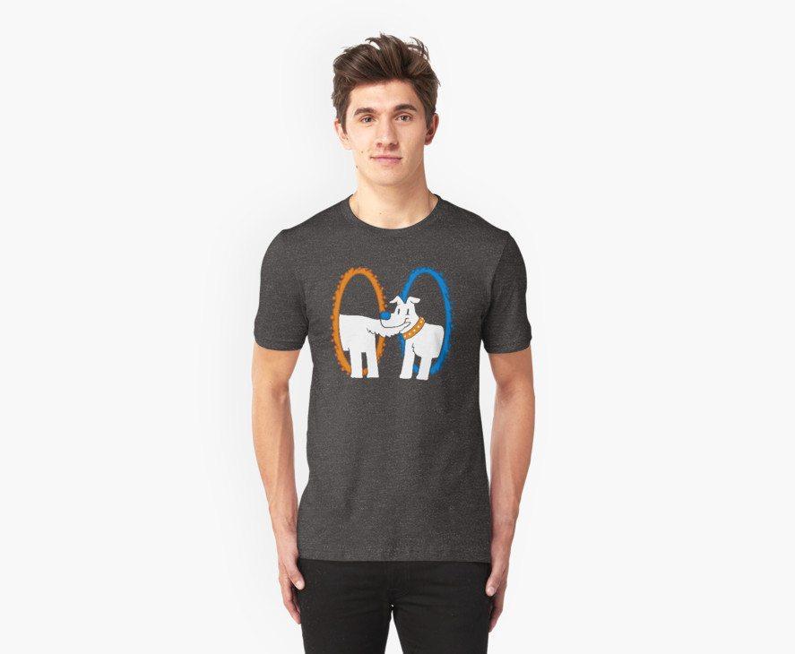 Portal Pup