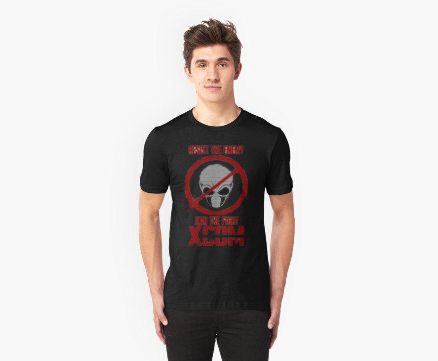 Xcom – Resist the enemy.
