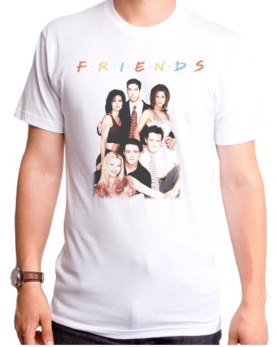 Friends Group Photo Men's T-Shirt