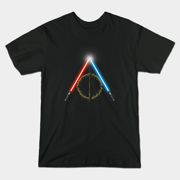 Fantasy Hallows (Black)