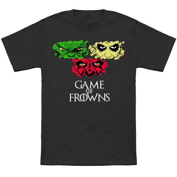 GAMEOF FROWNS
