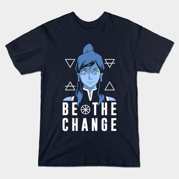 Avatar Korra – Be The Change