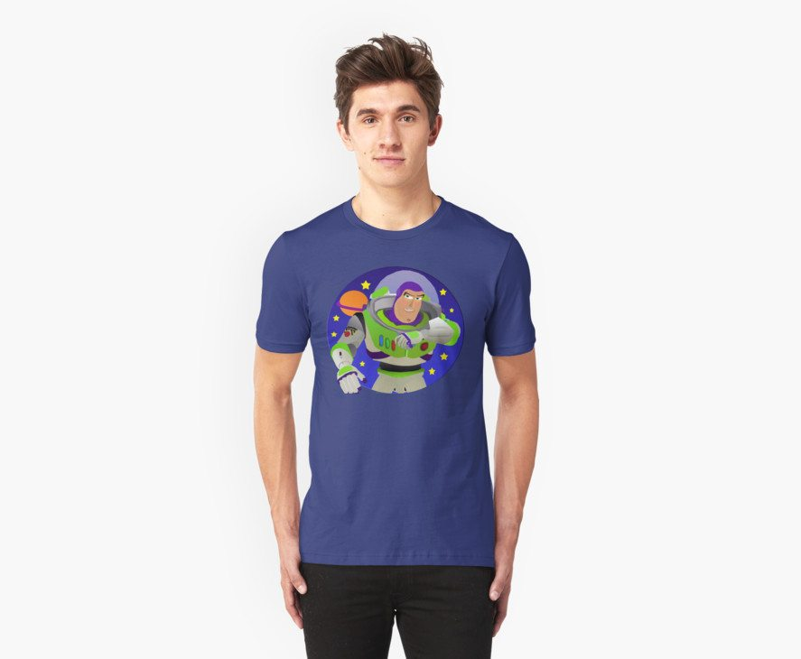 Toy Story Buzz Lightyear Space Ranger