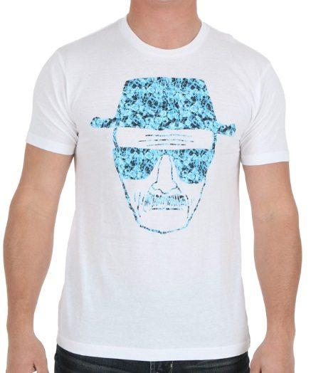 Breaking Bad Meth Face T-Shirt