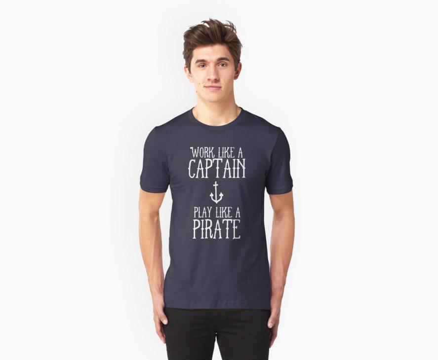 Play Like A Pirate