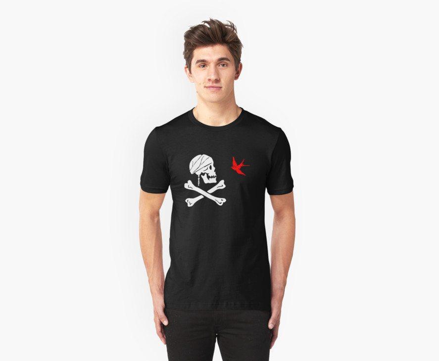 The Flag of Captain Jack Sparrow
