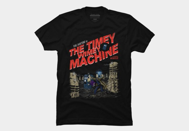 The Timey Wimey Machine