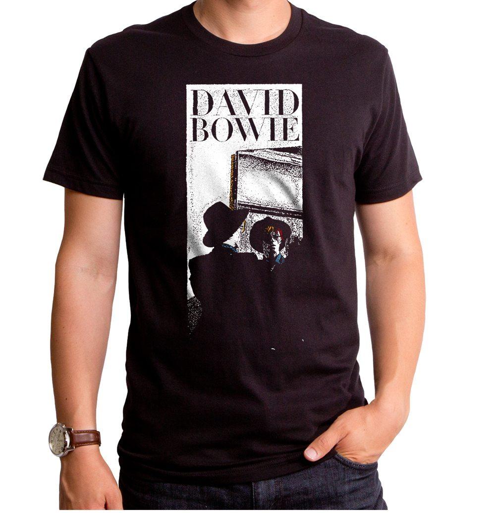 David Bowie Reflect Men's T-Shirt