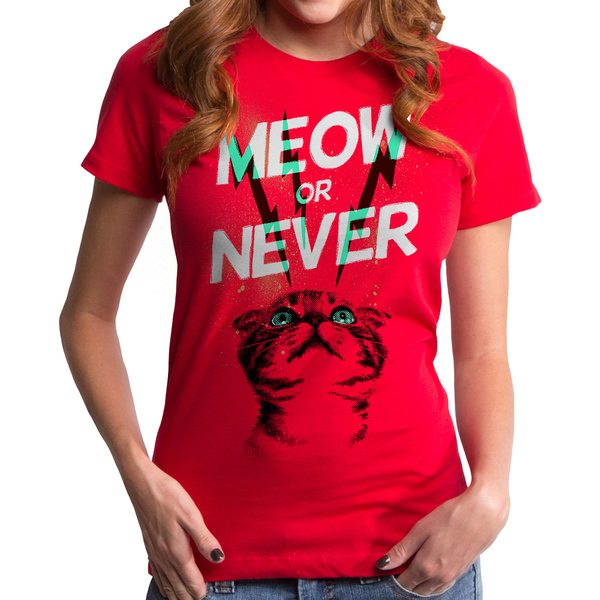 Meow Or Never