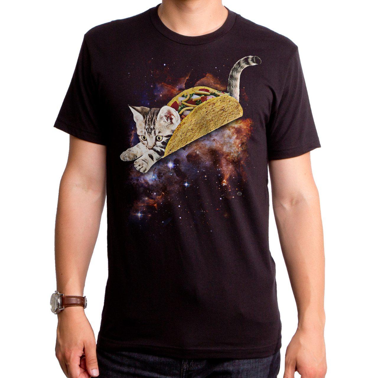 Taco Cat Men's T-Shirt