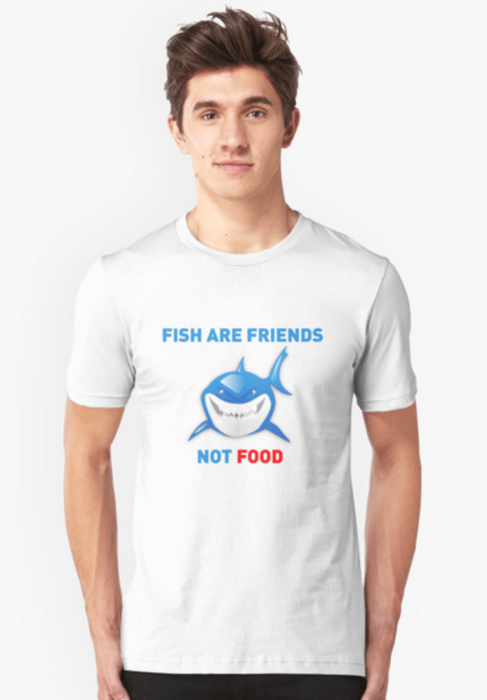 Fish are Friends Not Food – Finding Nemo