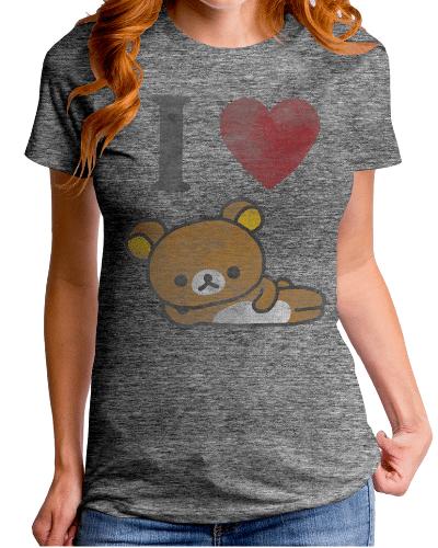 I Love Rilakkuma Junior's T-Shirt