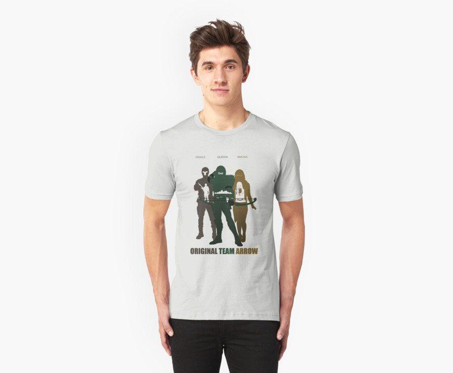 D.C-Original Team Arrow