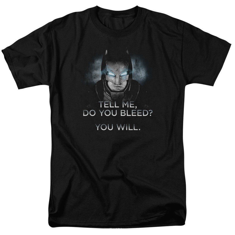 Batman V Superman – Do You Bleed