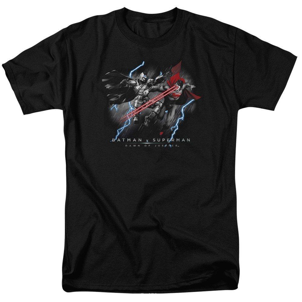 Batman V Superman – Lightning V Heat Vision