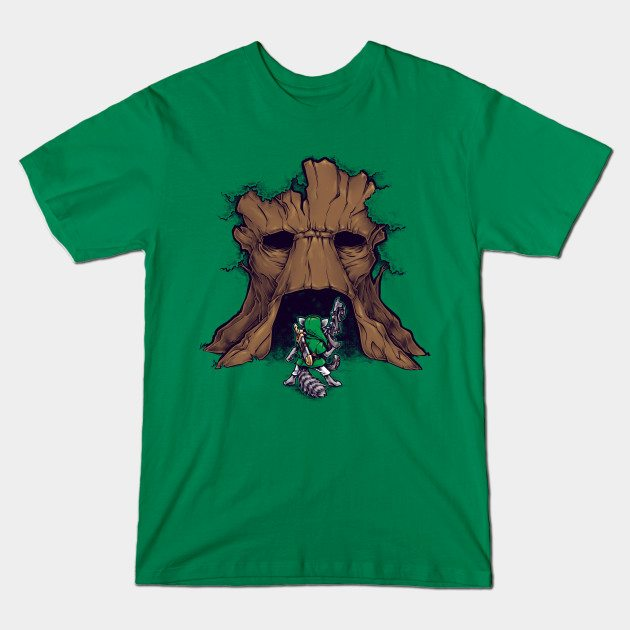 The Groot Deku Tree