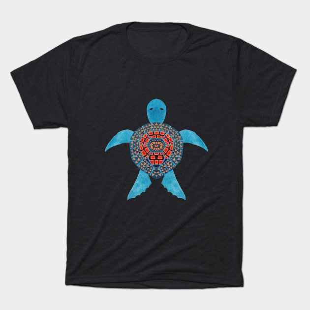 The Tribal Sea Turtle