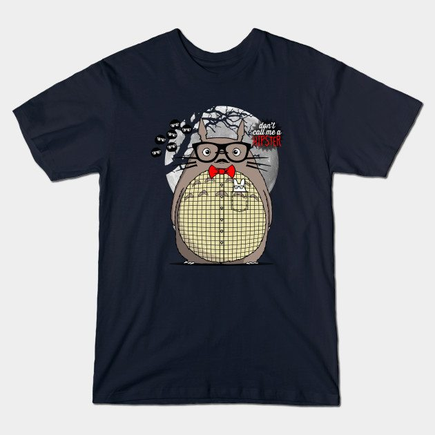 My Hipster Totoro