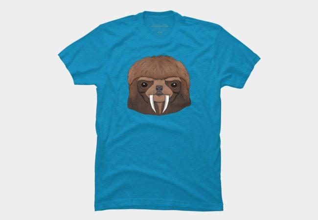 Saber Sloth