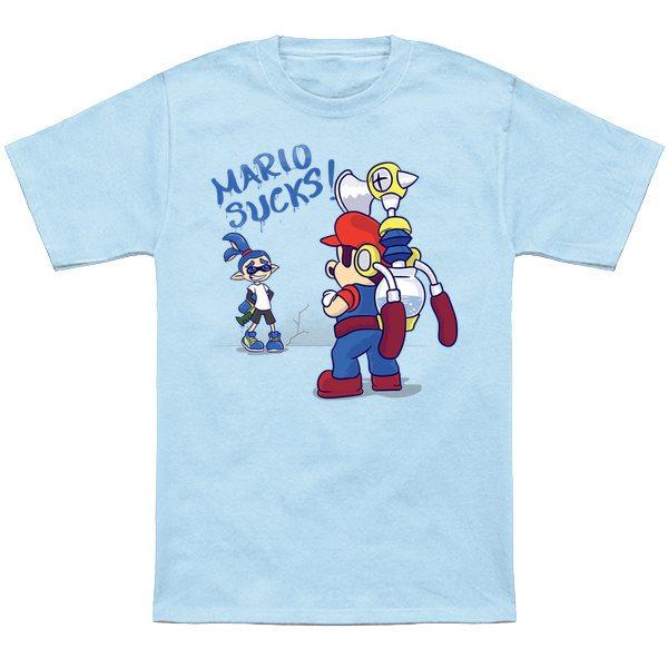 Mario Sucks