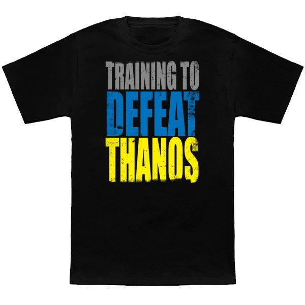 Training to Defeat Thanos