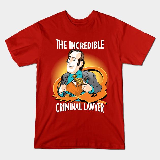 The Incredible Criminal Lawyer